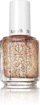 essie Luxe Effects - 383 Tassel Shaker- Goud glitter - Nagellak