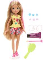 Moxie Girlz Sunkissed Color Hair Doll - Monet