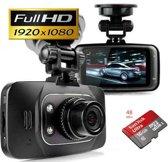 Dashcam GS8 Full HD, Loop recording, G-sensor