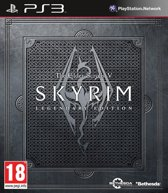The Elder Scrolls V: Skyrim - Legendary Edition - PS3