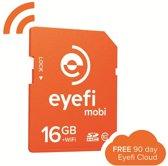 Eye-Fi Mobi SD Kaart 16GB