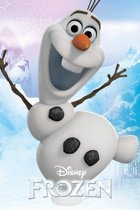 Frozen Olaf - Poster