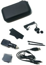ORB Accessoire Pakket Zwart 3DS + DSi + DS Lite