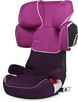 Cybex Solution X2-Fix - Autostoel - Lollipop - purple