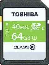 Toshiba SD-kaart - MEM SD Card UHS-1 64GB