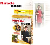 Miracle Door - Deurhor magnetisch horgordijn