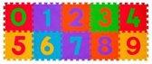 Speelmat cijfers 10 st