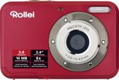 Rollei Compactline 52 - Rood