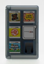 Hori, Game Card Case 24 3DS - Zwart