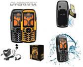 Kern Extreem sterke telefoon, DualSIM, water- en stofdicht. GRIJS MODEL