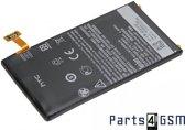Reparatie-onderdeel voor: HTC BM59100 Batterij - Windows Phone 8S, 1700mAH, 35H00204 | Bulk BW