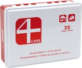 4Care Verbanddoos - 35-Delig