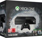 Microsoft Xbox One Rise of the Tomb Raider Console - 1TB - Zwart - Xbox One