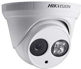 HIKVISION IPCam EXIR Dome Outdoor 3MP 2.8mm, ICR, IR:up to 20m, 20fps2048 × 1536, 2.8mm/F2.0, DC12V/PoE, IP66, DWDR, EXIR.