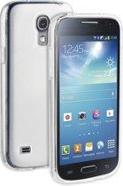 BE HELLO Gel Case voor Samsung Galaxy S4 Mini - Transparant