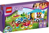 LEGO Friends Zomercaravan - 41034