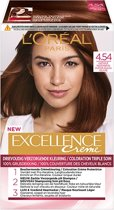 L'Oréal Paris Excellence creme 4.54 Kastanje Middenbruin