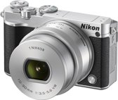 Nikon 1 J5 + 10-30mm - Systeemcamera - Zilver