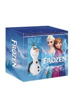 Frozen Box (Dvd+Cd+Pluche) (Limited Edition)