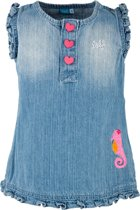 lief! Jurk - Light Denim - Maat 62