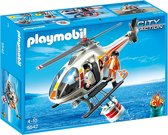 Playmobil Brandbestrijdingshelikopter - 5542