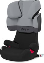 Cybex Solution X-Fix - Autostoel - Cobblestone - light grey