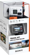 Sony HDR-AS200VT met Wi-Fi en GPS - Action Camera - Travel Kit