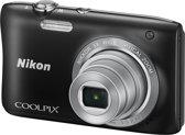 Nikon COOLPIX S2900 - Zwart
