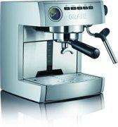 Graef ES 85 Handmatige Espressomachine - Zilver