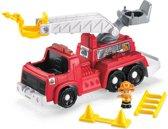 Fisher-Price Little People Brandweerauto