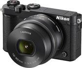 Nikon 1 J5 + 10-30mm - Systeemcamera - Zwart
