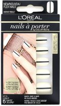 L'Oreal Paris Nails a Porter Flex Nails - 003 Tuxedo Chic - Nepnagels