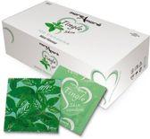 MoreAmore Tasty Skin Mint - 100 stuks - Condooms