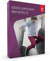Adobe Premiere Elements 13 - Engels/ Upgrade/ Windows/ Mac / DVD