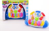 Play N Learn Piano met licht en geluid