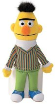 Bert bean bag knuffel 16 cm