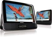 Philips PD9122 - Portable DVD-speler met 2 schermen - 9 inch