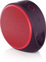 Logitech X100 - Bluetooth-speaker - Rood