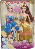 Tienerpop Disney Princess Belle En Cinderella