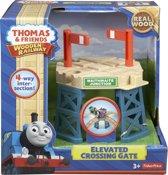 Thomas de Trein Hout Verhoogde spoorwegkruising