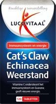 Lucovitaal Cat's Claw Complex - 120 tabletten - Voedingssuplementen