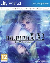 Final Fantasy X | Final Fantasy X-2 HD Remaster - Limited Steelbook Edition