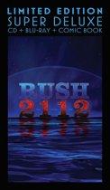 2112 (Cd+Blu-ray)