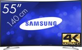 Samsung UE55HU7100 - Curved led-tv - 55 inch - Ultra HD/4K - Smart tv