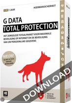 G Data Total Protection 2015 ESD 5 pc 1 jaar NL