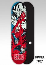 Solid Skateboards Deck Solid Puke Dracula 7.6