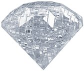 3D Kristallen puzzel diamant