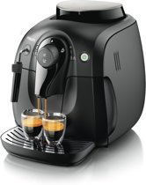 Saeco Xsmall HD8651/01 - Volautomaat espressomachine - Zwart