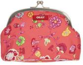 Oilily Classic Ivy Frame Cosmeticbag Tangerinein