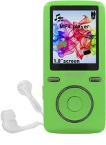 Difrnce MP1805 - MP4 speler - 8 GB - Lime